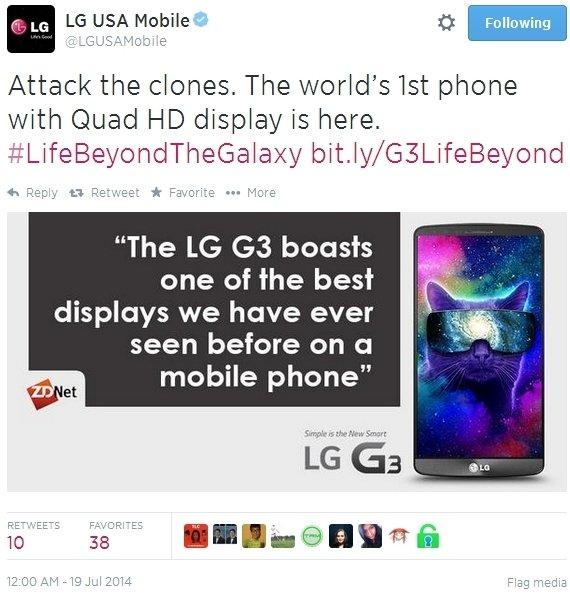 LG G3 и Oppo Find 7