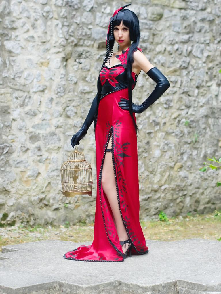 related image - Shooting Yuuko Ichihara - Melisandre - Parc de St Pons - 2014-07-20- P1890206