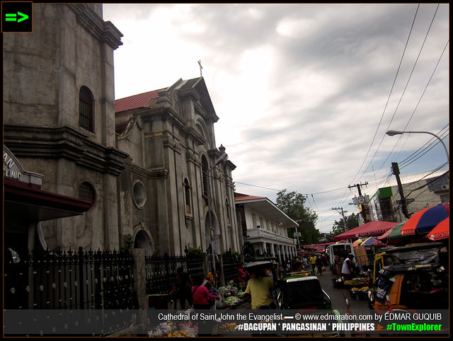 St John the Evangelist Cathedral, Dagupan