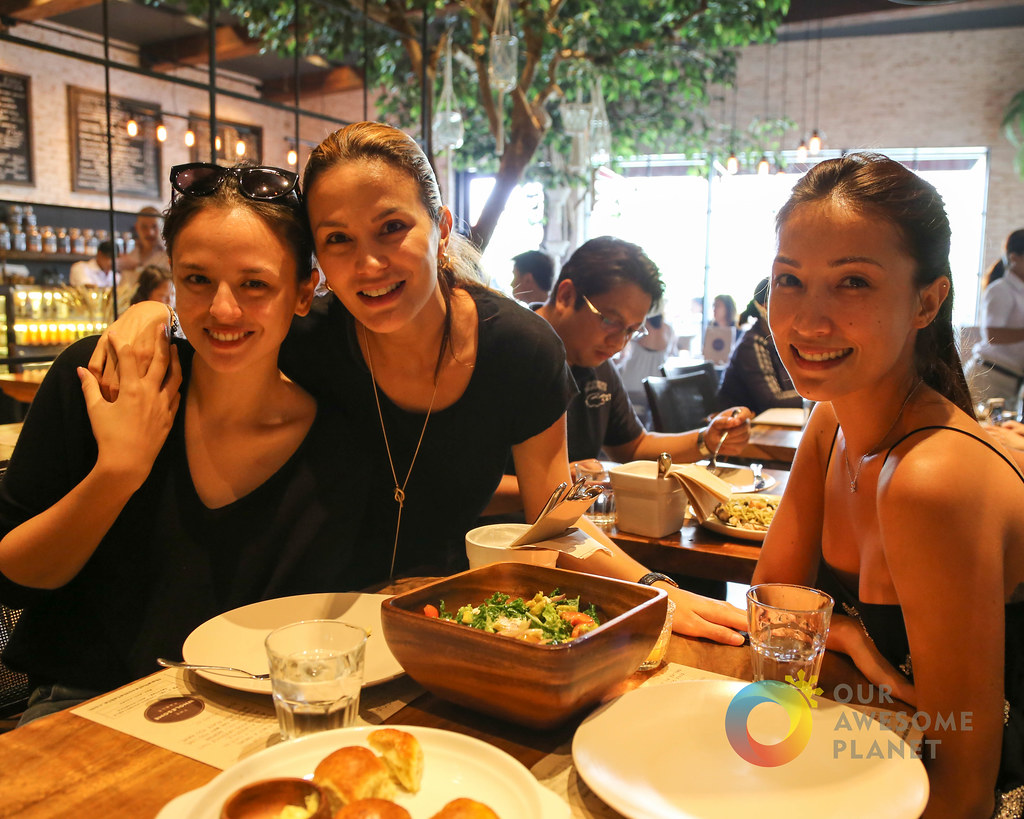 THE WHOLESOME TABLE Organic Comfort Food Resto by Bianca Araneta Elizalde (A Review)