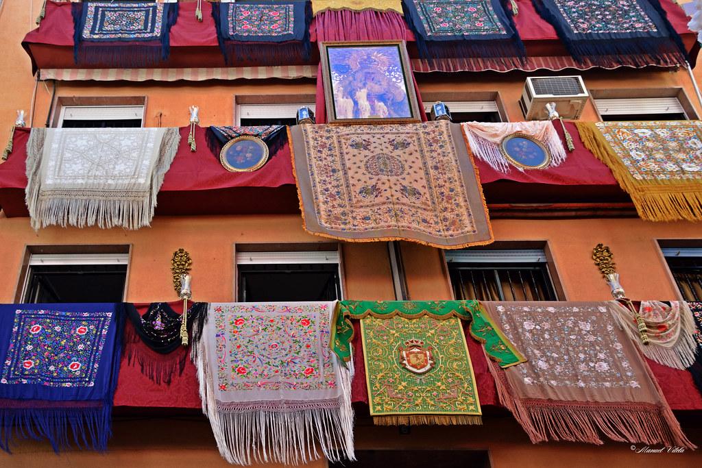 Balcones de Sevilla