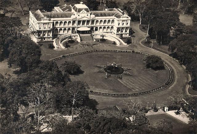SAIGON 1920s - Le palais du gouverneur