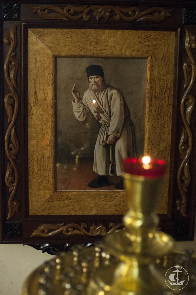25 июля 2014, Свято-Троицкая Сергиева Приморская мужская пустынь