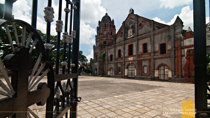 Calasiao Church Facade