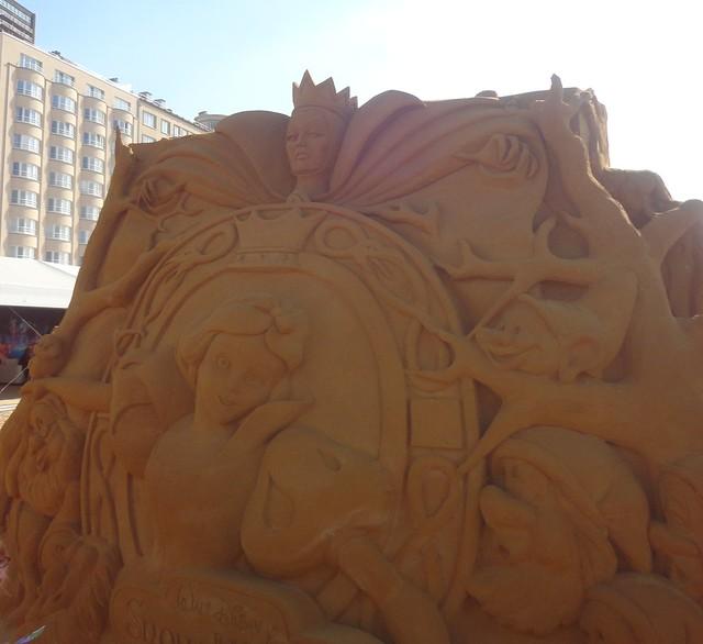 Sculpures sur sable Disney - News Touquet p.1 ! 14770201109_f1e0cae963_z