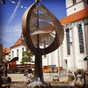 Sculpture in Friedrichshafen , #Germany
