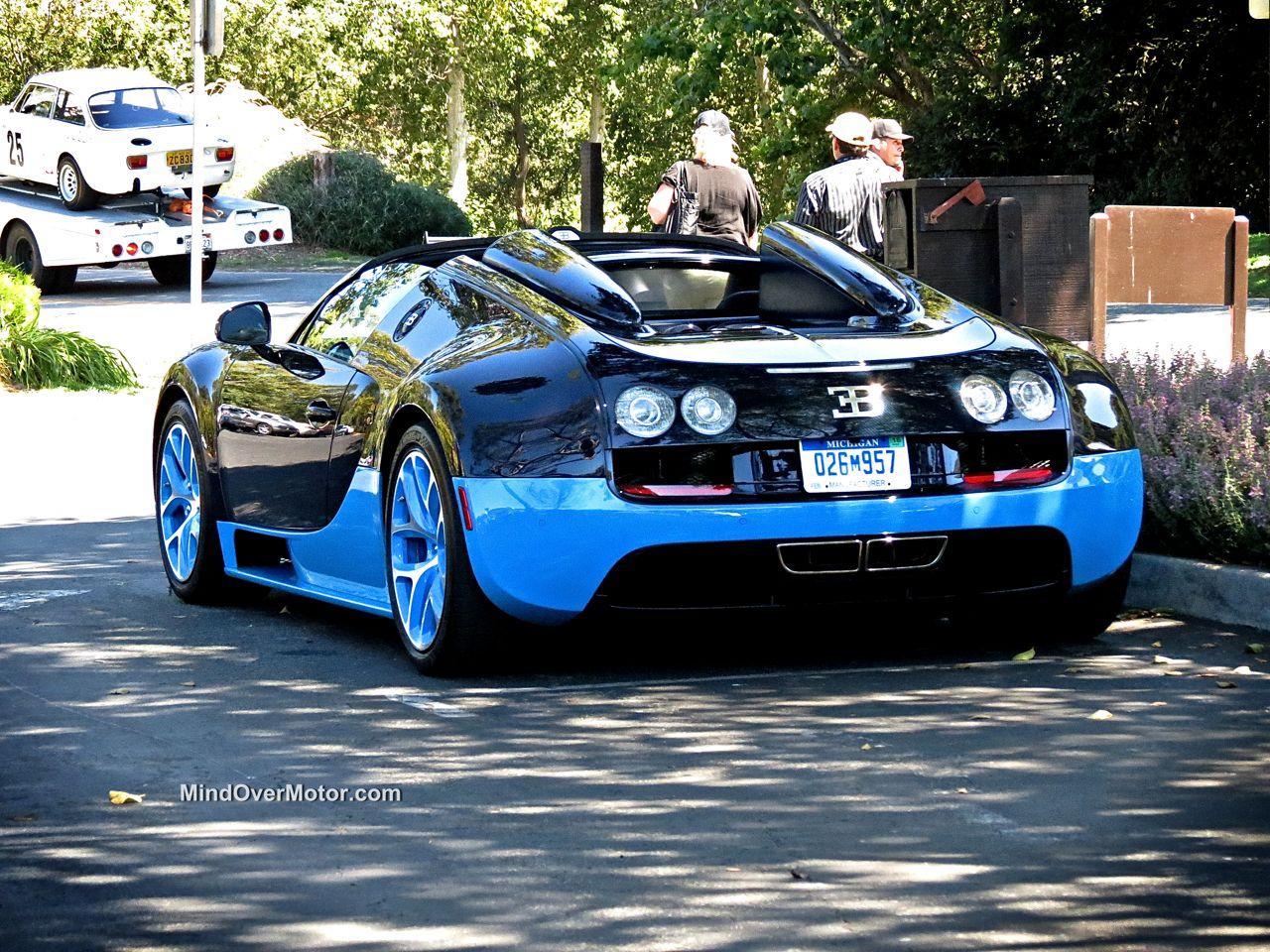 Bugatti Veyron Grand Sport Vitesse Quail