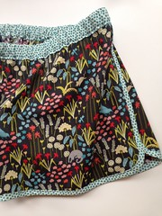 Purl bee city gym shorts
