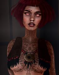 portraits: [theSkinnery] Zuri