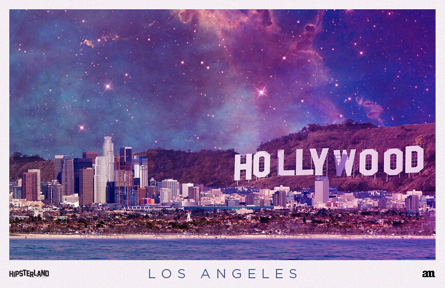 Los Angeles - Hipsterland