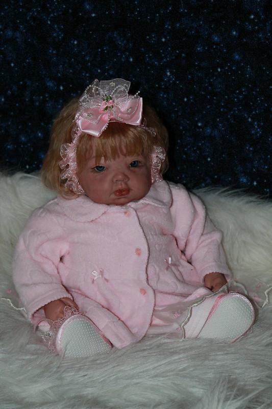 Sweet Pea Babies Nursery Reborn Doll Beautiful Baby Girl