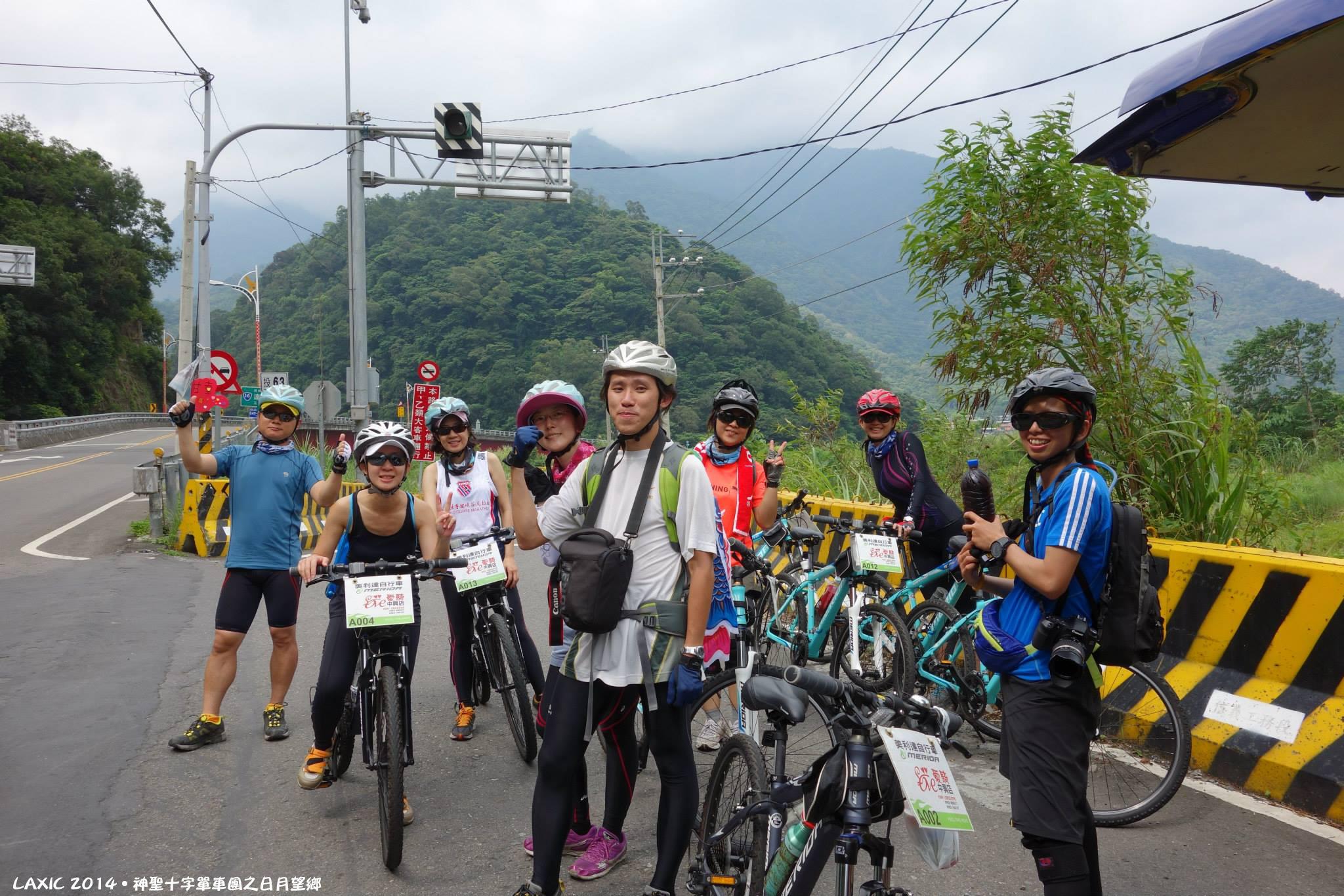 2014.07 神聖十字單車團之日月望鄉DAY1