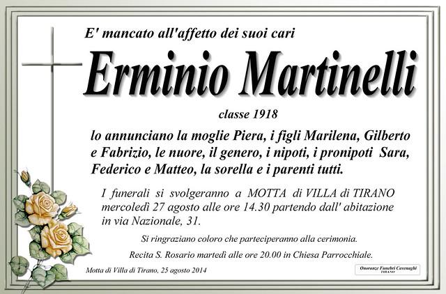 Martinelli Erminio