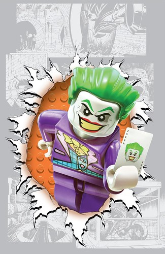 DC Comics LEGO Batman 3 : Beyond Gotham variant cover - Batman #36