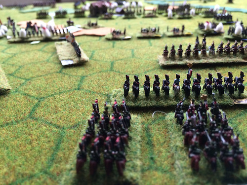 49 - the Guard heavy cavalry looks on