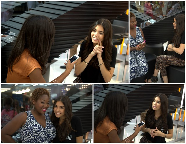 Interviewing Madison Beer
