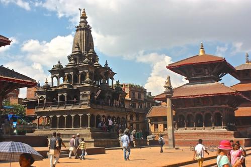 Patan's Durbar Square