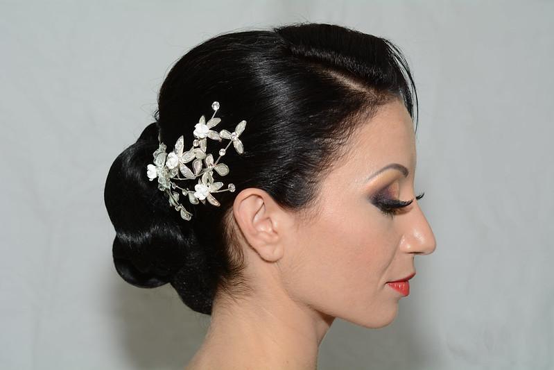Natalia Suruceanu Makeup and Hairstyle