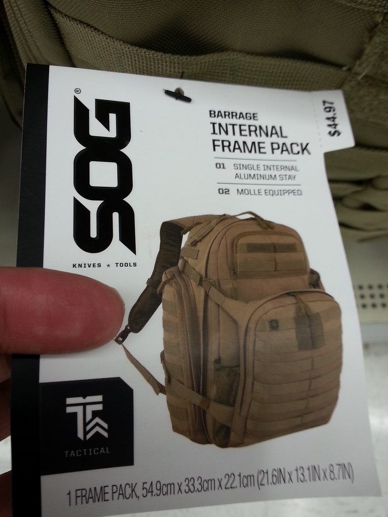 Awesome Internal Frame Molle Backpack Gift - Ideas de Marcos ...