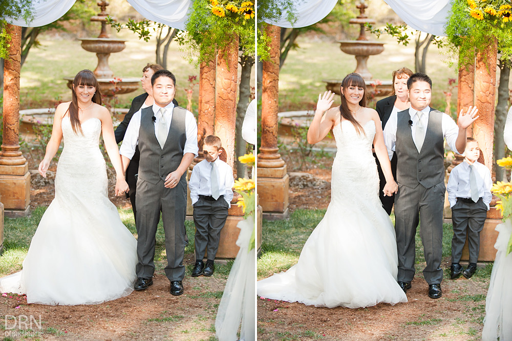 Christine + Calvin - Wedding
