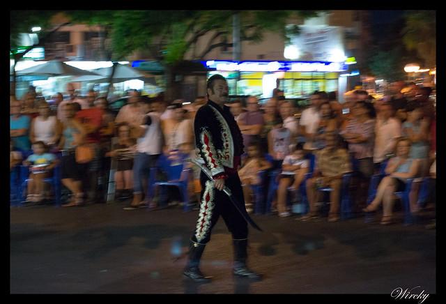 Video del desfile de la comparsa Contrabandistas en Altozano