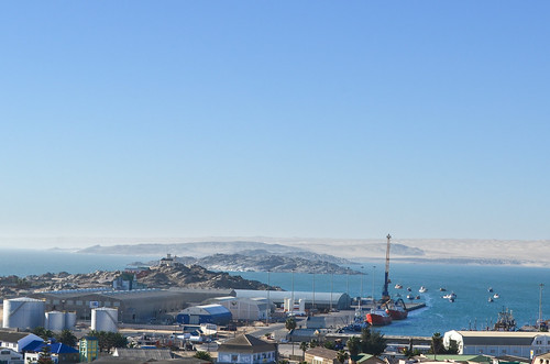 Shark island, Lüderitz