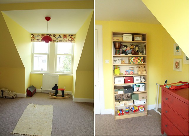 Milo's room