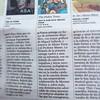 Hoy, reseña de nuestro nuevo álbum en La Vanguardia!!!