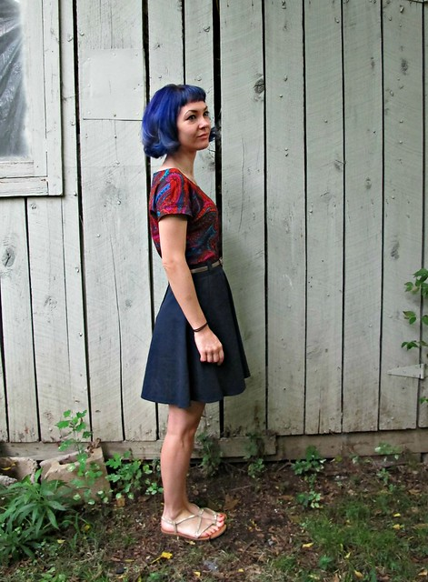 Sewaholic Belcarra blouse