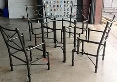 Bronze Patio Set