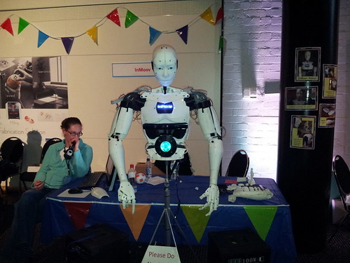 Sydney Mini Maker Faire 2014