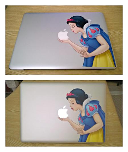 DecalGirl MacBook Decal