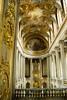 étage supérieure de la chapelle