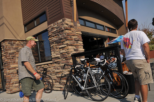 Cycle Oregon 2014 - Day 0 The Dalles-14