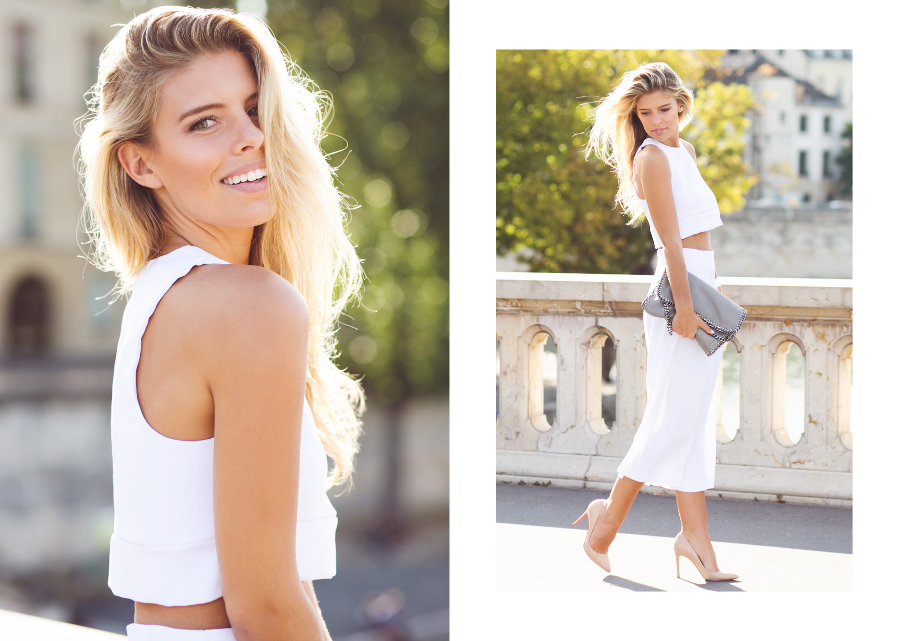Natasha Oakley in Paris
