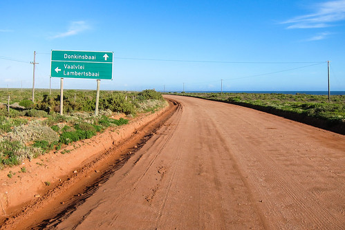 Transnet private road (iron ore line)