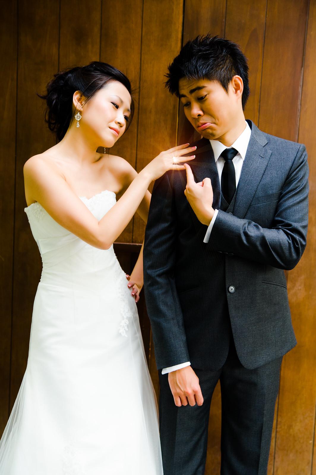 Pre Wedding Photoshoot - Chris & Yvonne