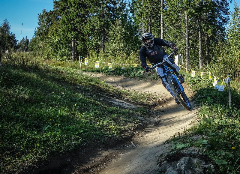 Sappee Bikepark Janne