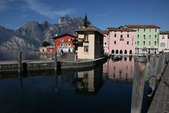 Torbole. Lago di Garda