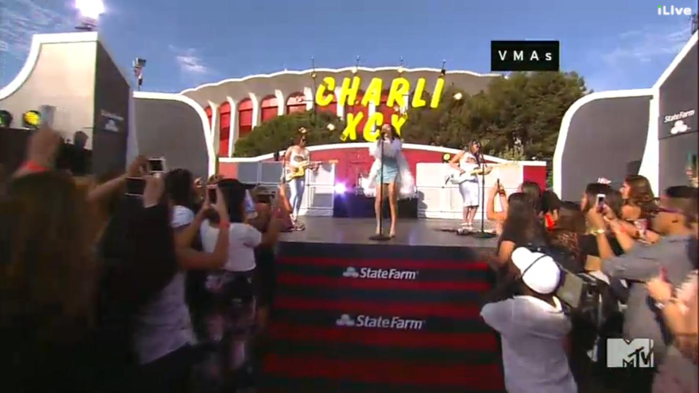 Charli XCX Pre Show