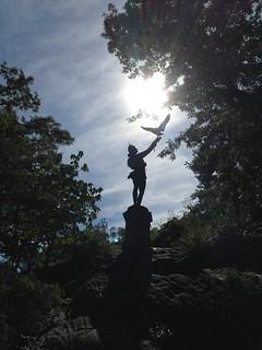 Central Park: Statuary