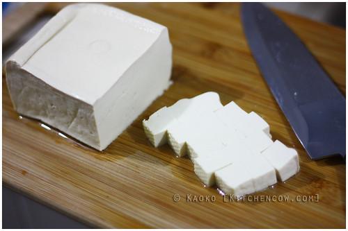 Sizzling Tofu Sisig