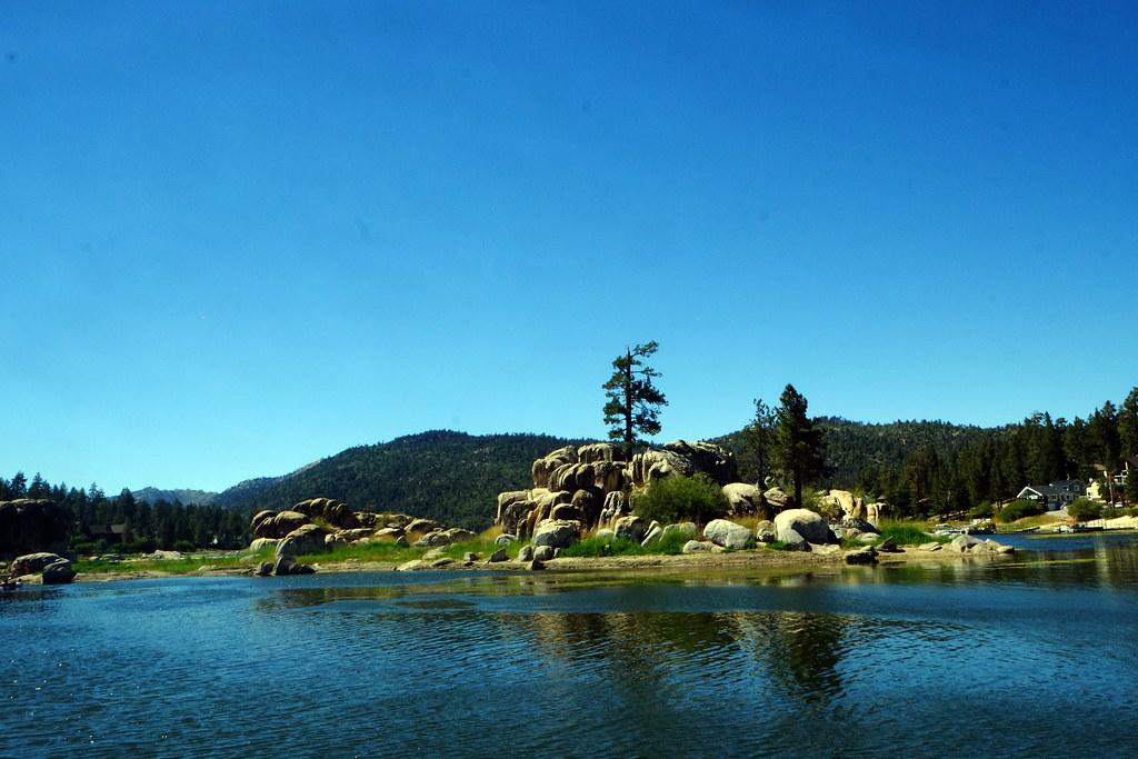 Boulder Park near Bear Lake
