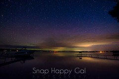 August 28 Aurora over Torch Lake