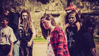 Zombies in Verdun ...
