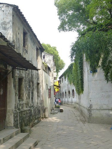 Jiangsu-Tongli-Ruelles (7)