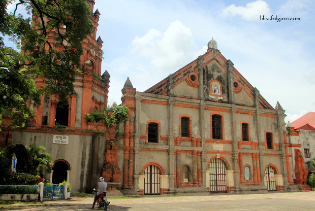 Old Calasiao Church Pangasinan