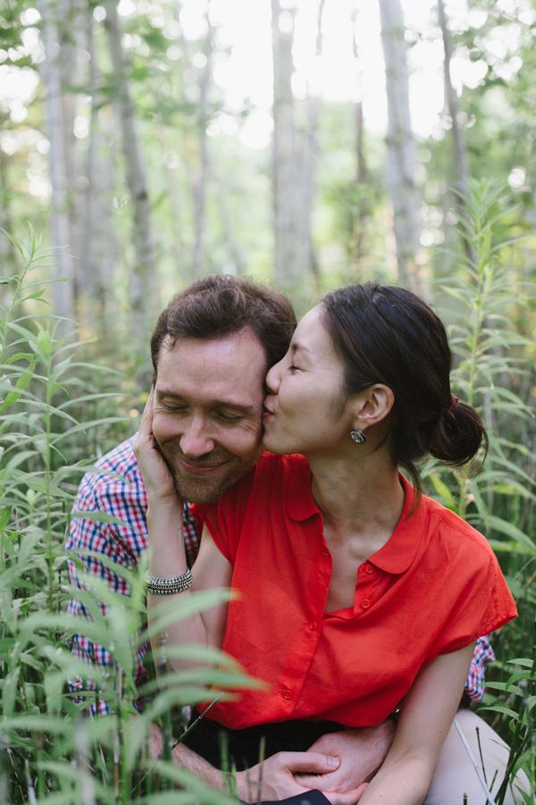 Celine Kim Photography Toronto Islands engagement session -4