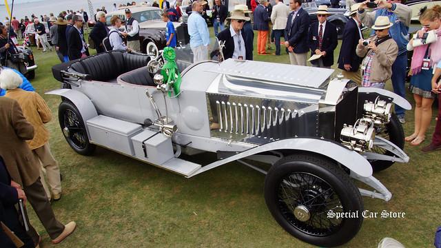 1914 Rolls Royce Silver Ghost Portholme Alpine Tourer