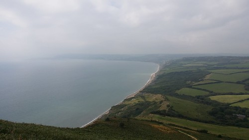 Towards Charmouth #SWCP #sh